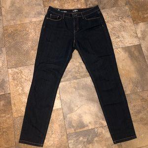 Ann Taylor loft skinny jeans euc size 8